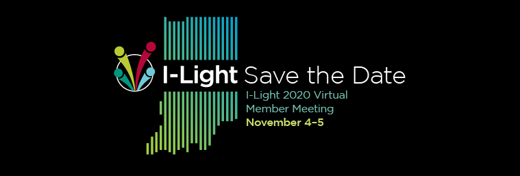 I-light 2020 Members Meeting banner